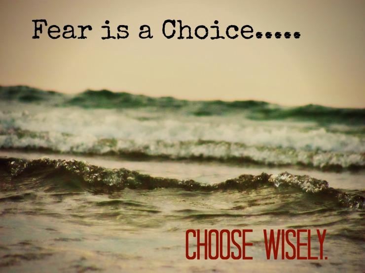 fear is