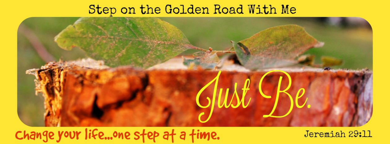 Step Upon the Golden Road With Me